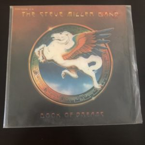 "The Steve Miller Band: ""Book of dreams"" (1977)"