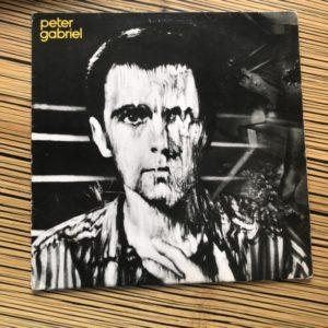 """Peter Gabriel: """"Peter Gabriel (3, 'Melt')"""" (1980)"""
