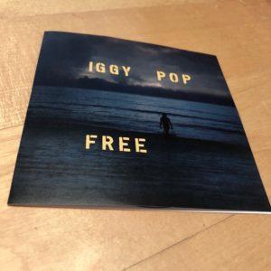 "Iggy Pop: ""Free"" (2019)"