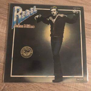 """John Miles: """"Rebel"""" (1976)"""