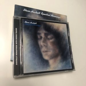 "Steve Hackett: ""Spectral mornings"" (1979)"