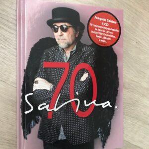 """Joaquín Sabina: """"70 Sabina"""" (1980-2017, 2019)"""