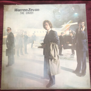 "Warren Zevon: ""The envoy"" (1982)"