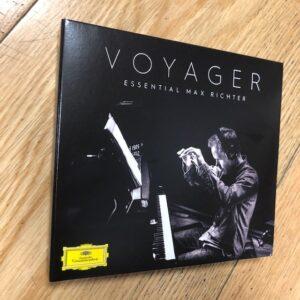 """Max Richter: """"Voyager: Essential Max Richter"""" (2019)"""