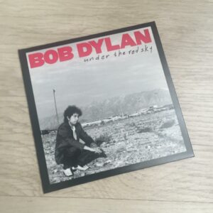 "Bob Dylan: ""Under the red sky"" (1990)"