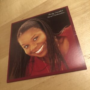 "Randy Crawford: ""Secret combination"" (1981)"