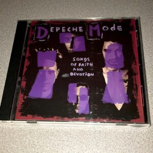 "Depeche Mode: ""Songs of faith and devotion"" (1993)"