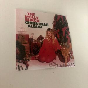 "Molly Burch: ""The Molly Burch Christmas album"" (2019)"
