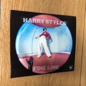 "Harry Styles: ""Fine line"" (2019)"
