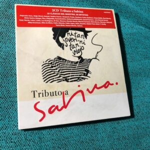"""Varios: """"Ni tan joven ni tan viejo. Tributo a Sabina"""" (2019)"""