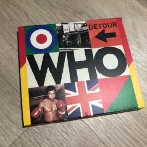 "The Who: ""Who"" (2019)"