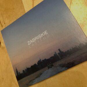 "Zabriskie: ""Latitud"" (2019)"