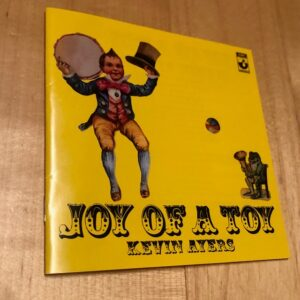 "Kevin Ayers: ""Joy of a toy"" (1969)"