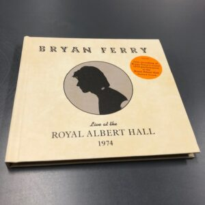 "Bryan Ferry: ""Live at the Royal Albert Hall 1974"" (2020)"