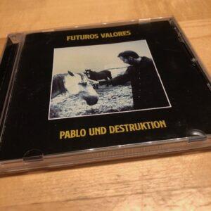 """Pablo und Destruktion: """"Futuros valores"""" (2020)"""