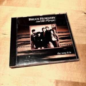 """Bruce Hornsby & The Range: """"The way it is"""" (1986)"""