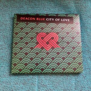 "Deacon Blue: ""City of love"" (2020)"