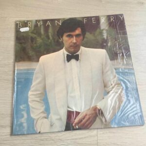 "Bryan Ferry: ""Another time, another place"" (1974)"