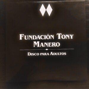 """Fundación Tony Manero: """"Disco para adultos"""" (2020)"""