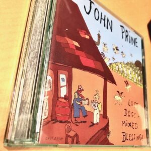 "John Prine: ""Lost dogs + mixed blessings"" (1995)"