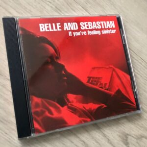 "Belle and Sebastian: ""If you're feeling sinister"" (1996)"