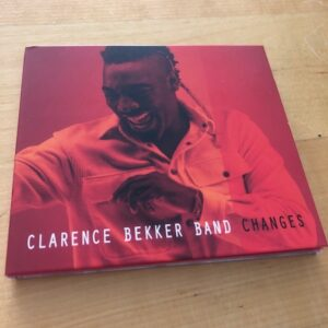 "Clarence Bekker Band: ""Changes"" (2020)"