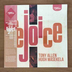 "Tony Allen / Hugh Masekela: ""Rejoice"" (2020)"