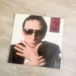 "Graham Parker and The Shot: ""Steady nerves"" (1985)"