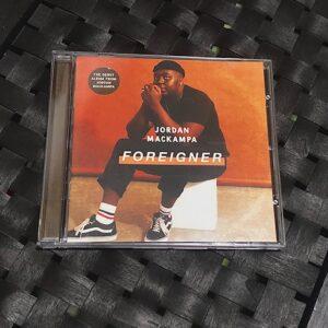 "Jordan Mackampa: ""Foreigner"" (2020)"