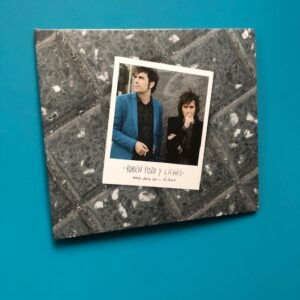 """Rubén Pozo y Lichis: """"Mesa para dos – El disco"""" (2020)"""