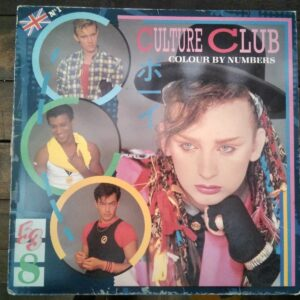 "Culture Club: ""Colour by numbers"" (1983)"