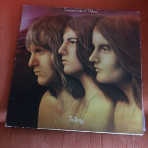 "Emerson, Lake & Palmer: ""Trilogy"" (1972)"