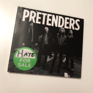 "Pretenders: ""Hate for sale"" (2020)"