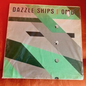 "Orchestral Manoeuvres in the Dark: ""Dazzle ships"" (1983)"