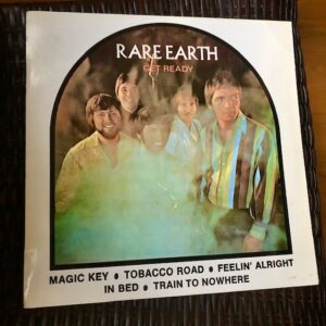"Rare Earth: ""Get Ready"" (1969)"