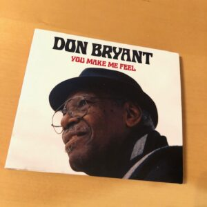 "Don Bryant: ""You make me feel"" (2020)"