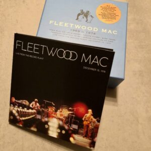 "Fleetwood Mac: ""Live from the Record Plant"" (1974-2020)"