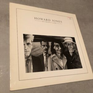 "Howard Jones: ""Human's lib"" (1984)"