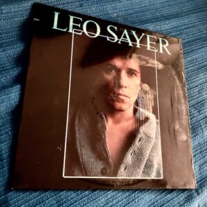 """Leo Sayer: """"Leo Sayer"""" (1978)"""