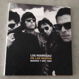 """Los Rodríguez: """"En las Ventas. Madrid 7 sep 1993"""" (2020)"""