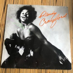 "Randy Crawford: ""Now we may begin"" (1980)"