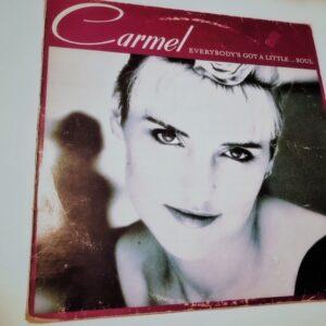 "Carmel: ""Everybody's got a little… soul"" (1987)"