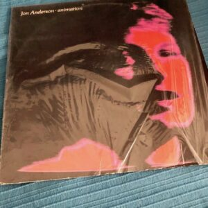 "Jon Anderson: ""Animation"" (1982)"