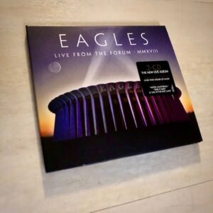 "Eagles: ""Live from The Forum – MMXVIII"" (2020)"
