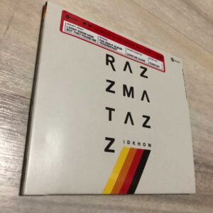 "I Don't Know How But They Found Me: ""Razzmatazz"" (2020)"