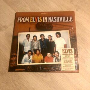 "Elvis Presley: ""From Elvis in Nashville"" (1970, 2020)"
