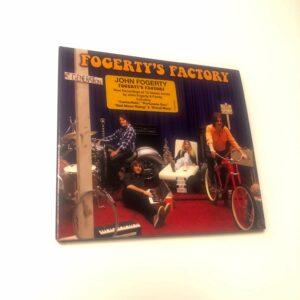 "John Fogerty: ""Fogerty's factory"" (2020)"