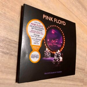 "Pink Floyd: ""Delicate sound of thunder"" (1988, 2020)"