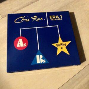 "Chris Rea: ""ERA 1 (As Bs & Rarities 1978-1984) (2020)"