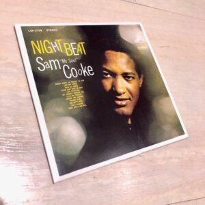 "Sam Cooke: ""Night beat"" (1963)"
